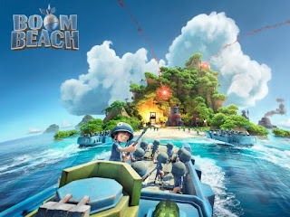 Boom Beach Mod Apk v29.115 Unlimited Diamonds & Coins Terbaru