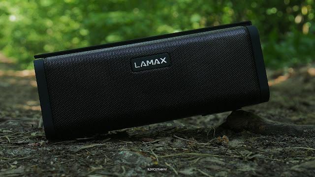 Mobilnie i głośno - Głośnik Lamax STREET ST-1 - Recenzja