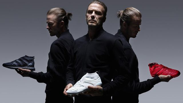 David Beckham x Adidas Soccer Capsule Collection
