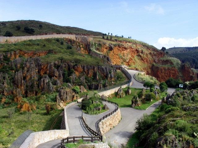 Parque de Cabárceno, animales en semilibertad en el norte de Cantabria