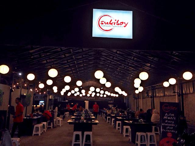 Kawasan Kuliner di Tangerang