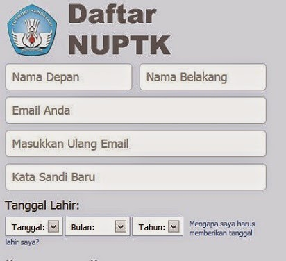 nuptk terbaru,cara mendapatkan nomor nuptk,cara pendaftaran nuptk,cara mengurus nuptk,daftar nuptk,nuptk baru di padamu,nuptk di padamu,