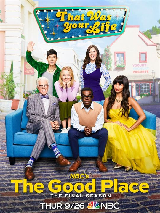 The Good Place – Saison 4 [Streaming] [Telecharger]