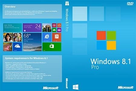 Windows 8.1 Pro Mei 2018