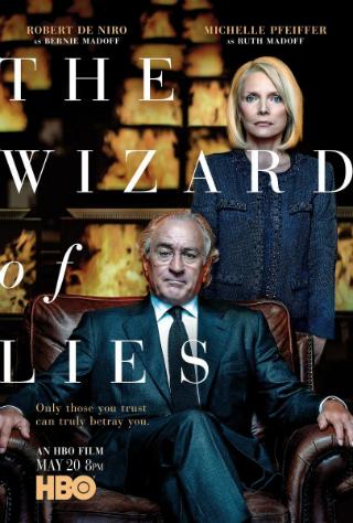The Wizard of Lies [2017] [DVDR] [NTSC] [CUSTOM BD] [Latino]