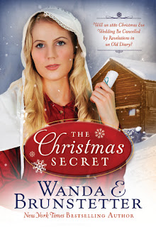 BOOK REVIEW: The Christmas Secret by Wanda E. Brunstetter