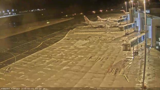 Câmera ao vivo Aeroporto de Canberra