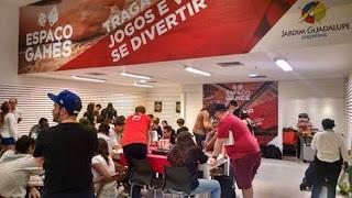 Shopping Jardim Guadalupe promove Encontro de Games