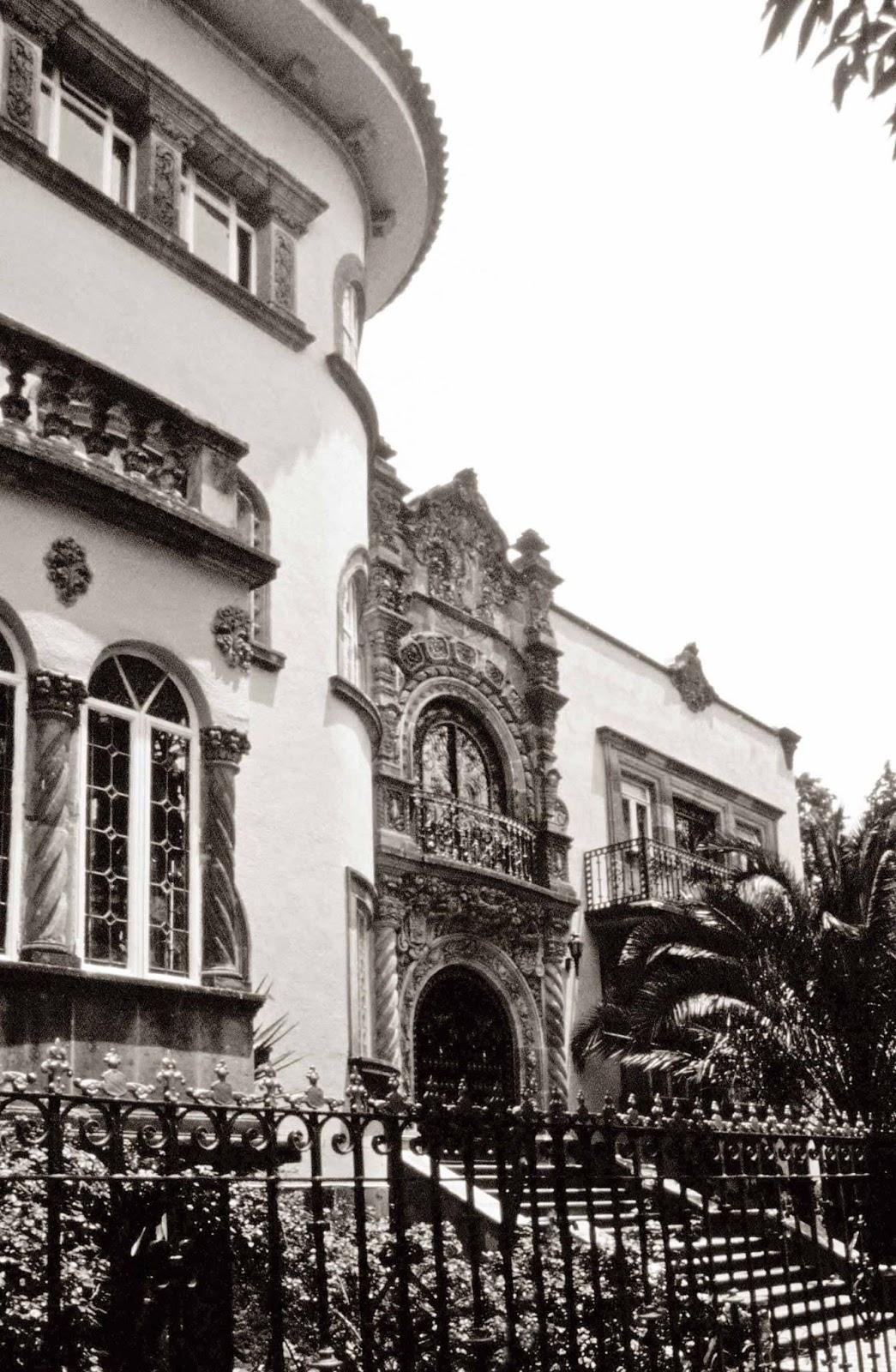 Grandes casas de México: La casa de don Elías Henaine en Polanco