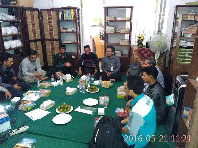 Rapat Koordinasi Lazismu Jember bersama LAZ Se-Jember
