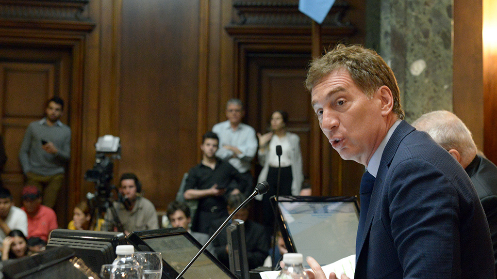 Legislatura porteña aprueba la ley que prohibe la actividad de los trapitos
