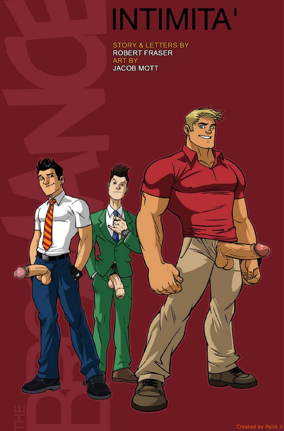 from Jalen disegni fumetti gay