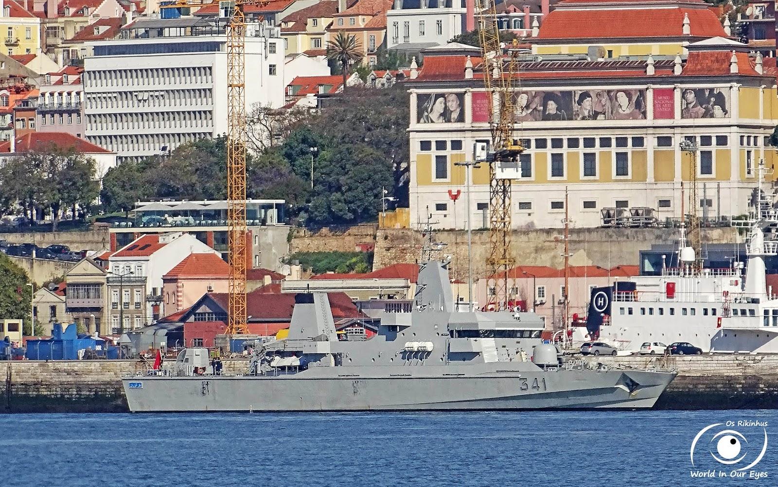 Royal Moroccan Navy OPV-70 / Classe Bir Anzarane - Page 5 DSC00205%2BPatrulha%2BBir%2BAnzarane%2B%2528Marrocos%2529
