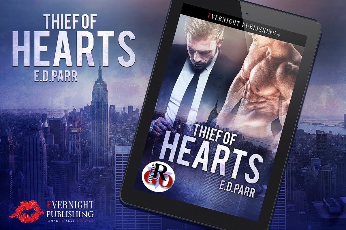 New release erotic MM romance Thief of Hearts