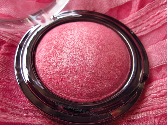 VIVO Baked Blush Rosy Review Swatches
