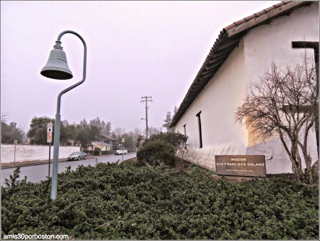 Misión San Francisco Solano en Sonoma