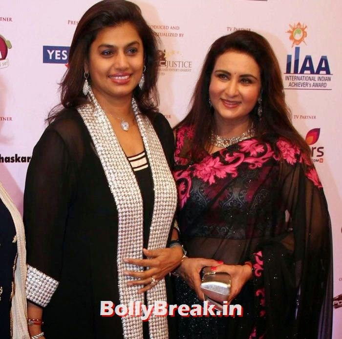 Pinky Reddy, Poonam Dhillon, International Indian Achiever's Awards Photo Gallery