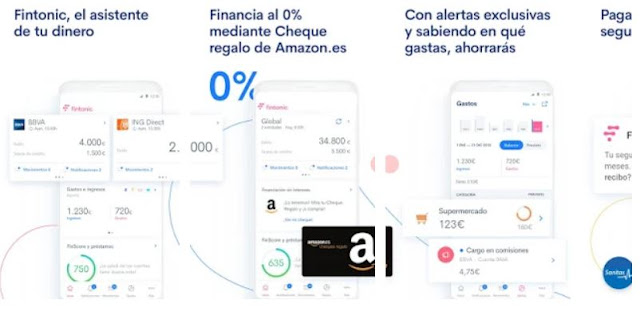 Install Fintonic - Finanzas Personales (Personal Finance) Mobile App