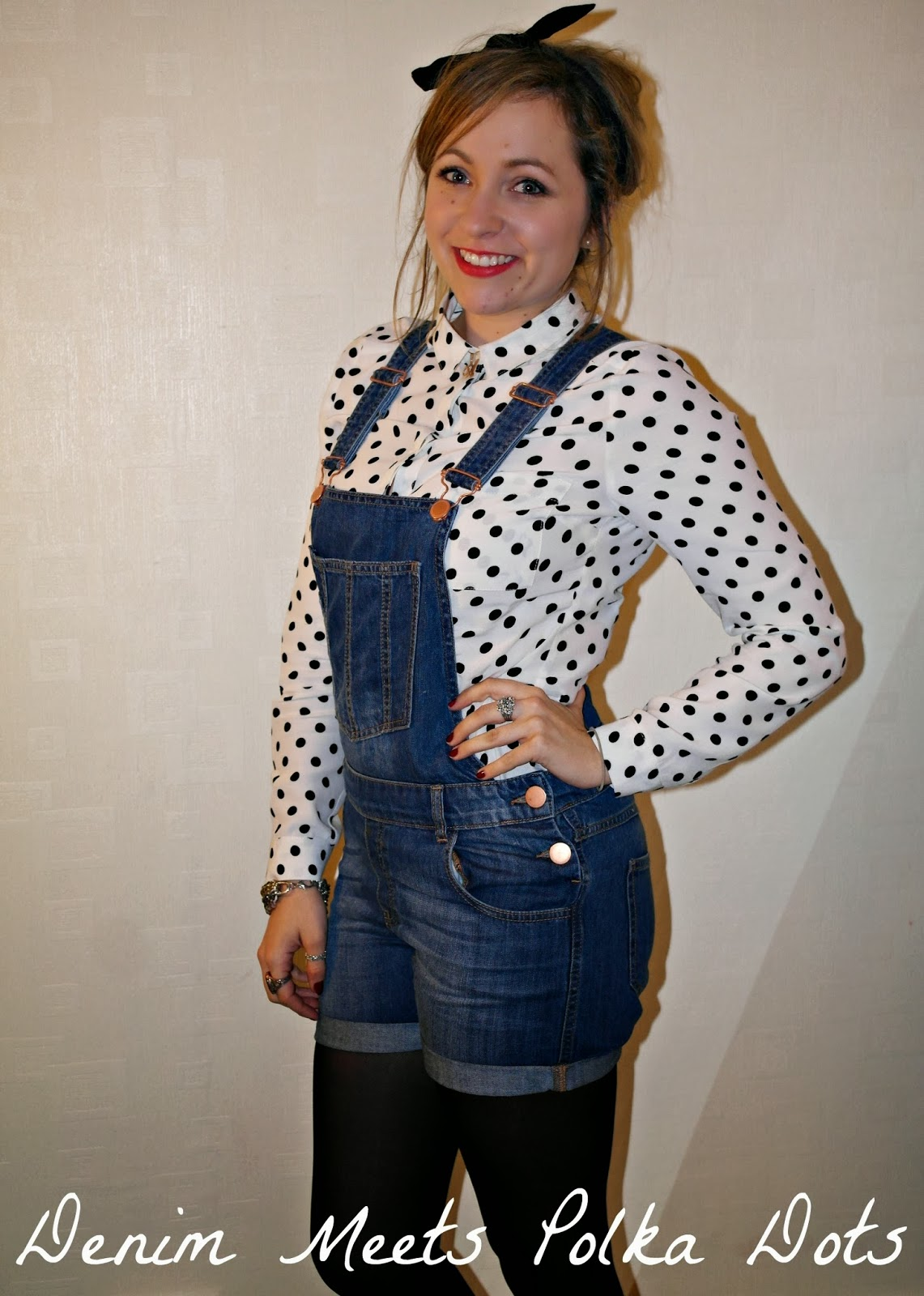 Styling dungarees
