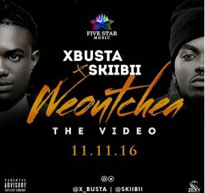 Download Mp3 AUDIO + VIDEO: Skiibii x Xbusta – We Outchea