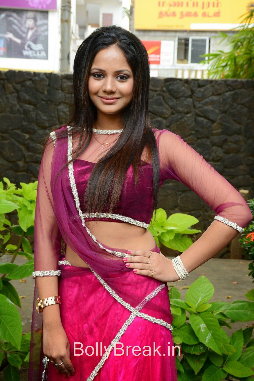 Aishwarya Dutta Unseen Stills, Aishwarya Dutta Navel Pics in Pink Saree