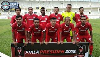 Mantan Pemain Barito Putera ikut Seleksi di Martapura FC