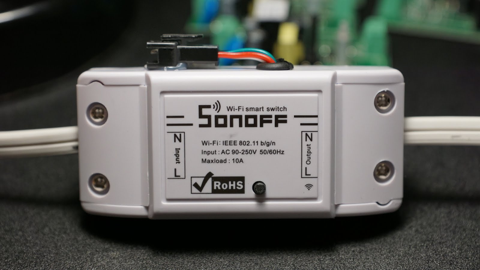 Hacking the Sonoff Wifi Switch - Part 3 Alexa Smart Home