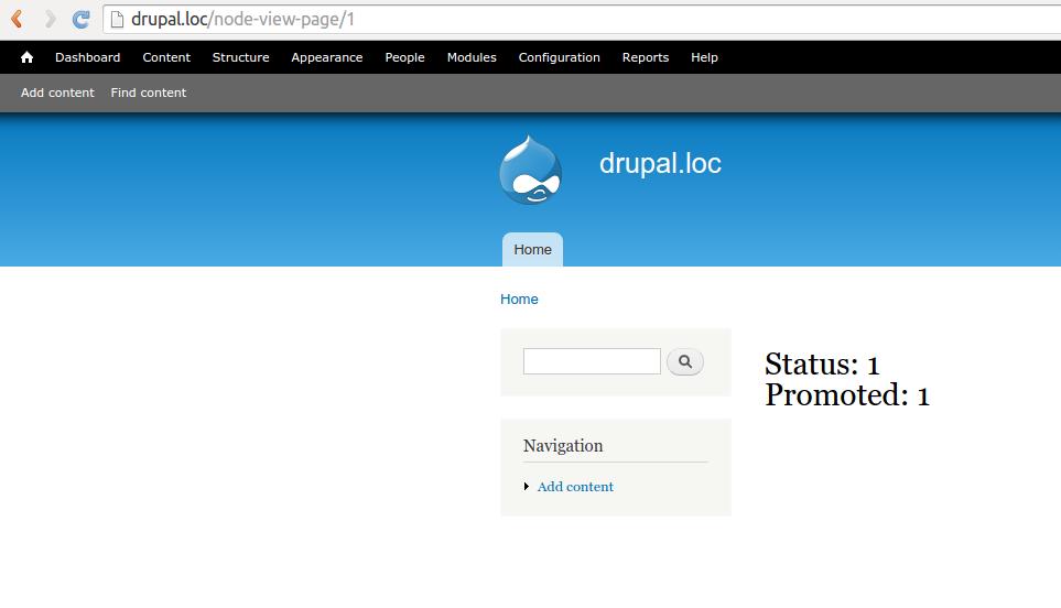 Drupal Sun | A Search UI for Drupal Planet Feeds