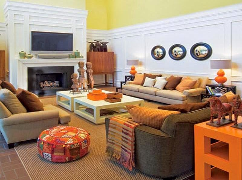 Image result for family room decorating ideas with tv and fireplace