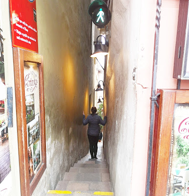 Prague Narrowest Street What Claire Did Travel Blog