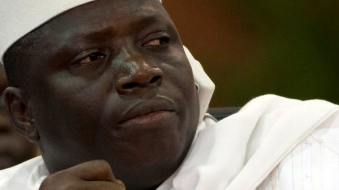 Gambia election row: Yahya Jammeh 'should step down now'