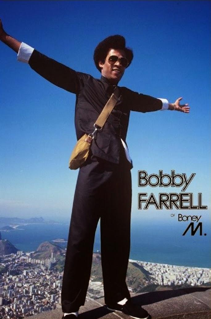 30/12/2017 Bobby Farrell of Boney M. (in memoriam) Bobby