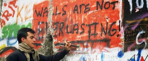 25 năm - Bức tường Berlin sụp đổ, đôi điều suy ngẫm
