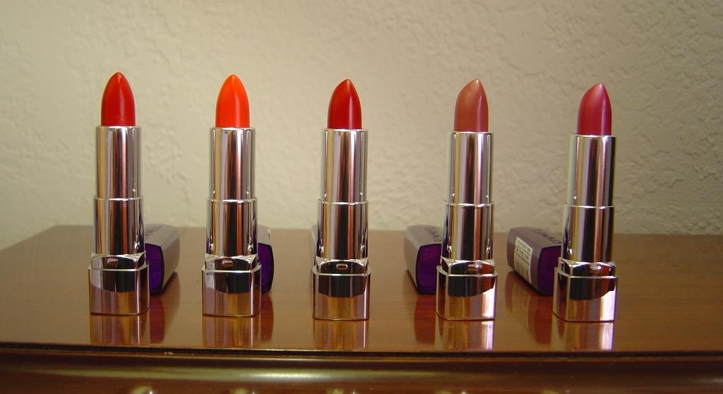 Five Winter 2016 Inspired Rimmel Moisture Renew Lipsticks