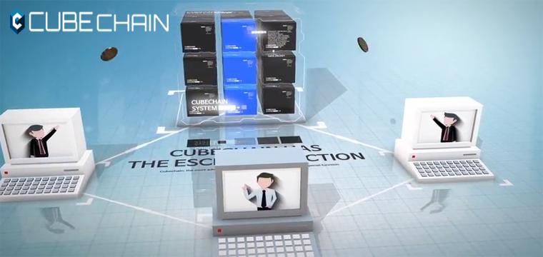 ICO Cube Chain - Jaringan Blockchain Terbuka Generasi Keempat