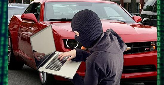 Hacking Car