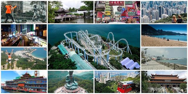 Travel ke Hong Kong dengan harga tiket murah