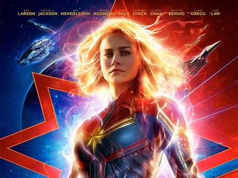 Crítica - Capitã Marvel