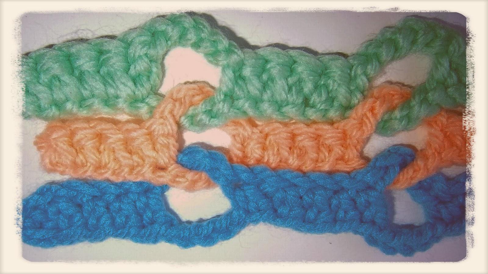 Tutorial Punto Onda Crochet