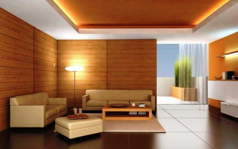 Ruang Tamu Minimalis Modern Sederhana Elegan
