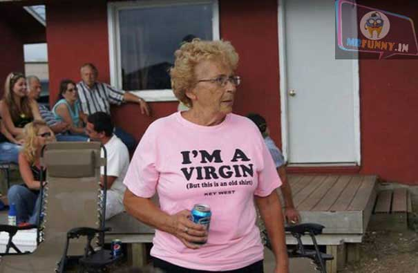 Old People Funny T-Shirt