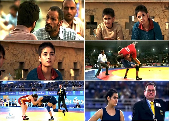 Dangal Full Movie Download (2016) Full HD 720p DVDScr 900mb