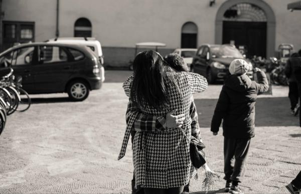 Αγκαλιά, ένα σπουδαίο δώρο