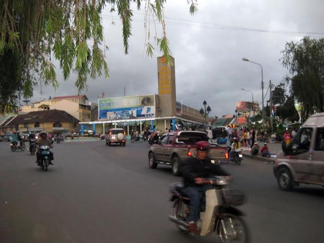 Shopping al mercato Da Lat