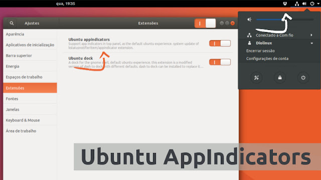 Ubuntu AppIndicators