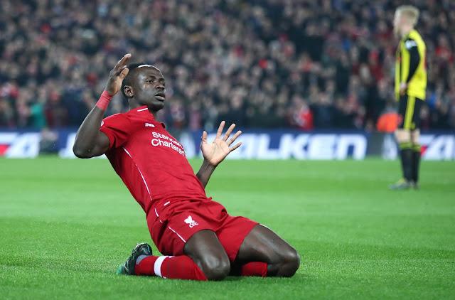 Liverpool FC Sadio Mane