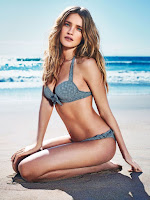 Natalia Vodianova bikini model photo shoot