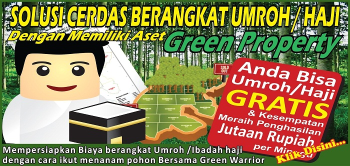 Bisnis Green Warrior