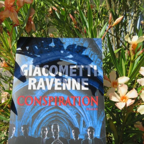 Conspiration de Jacques Ravenne et Éric Giacometti
