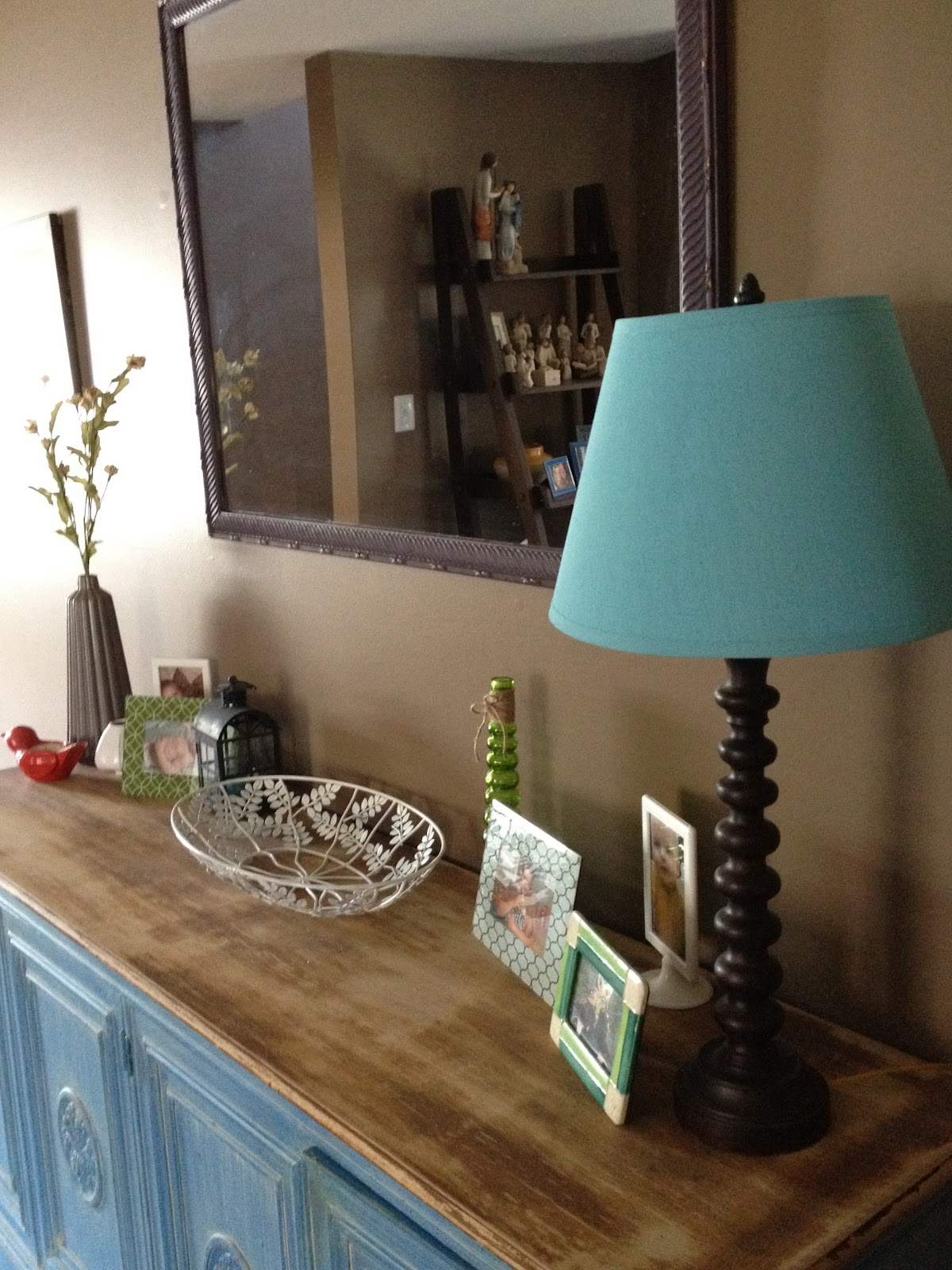 Diy Lamp Shade Revamp With Spray Paint Kasey Trenum